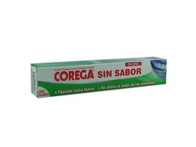 Corega Extra Fuerte Sin Sabor 40ml