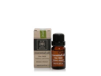 Apivita Aceite Esencial Arbol de Té 10ml