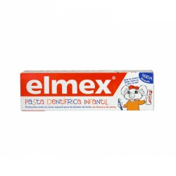 Elmex Pasta Dental Infantil 50ml