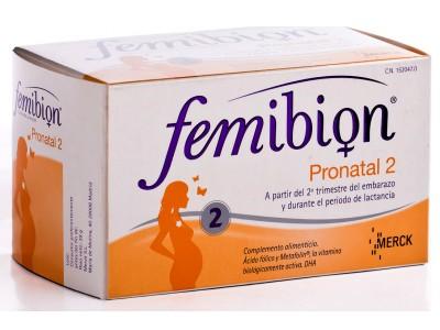 Femibion Pronatal 2 30 Comprimidos