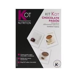 Kot Kit Chocolate Pasion 169g