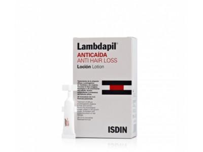 Isdin Lambdapil Loción Anticaida 3ml 20 Monodosis