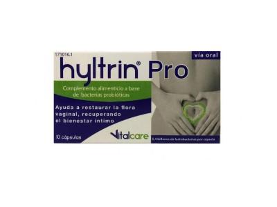 Hyltrin Pro 10 Cápsulas