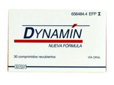 Dynamin Nueva Formula 30 Comp.