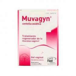 Muvagyn Centella Gel 8 Aplicadores 5ml