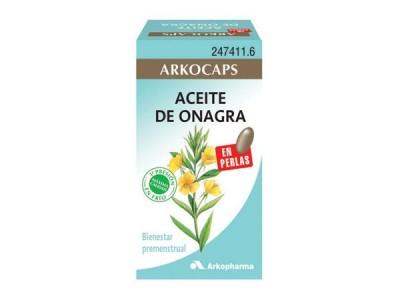 Arkocaps Aceite de Onagra 100 Perlas