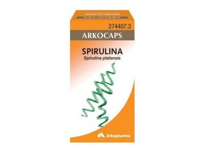 Arko Spirulina 50 Cápsulas