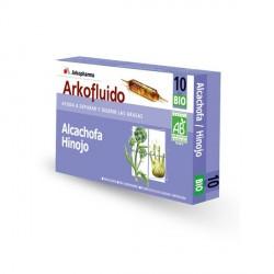 Arko Alcachofa-Hinojo 10 Ampollas