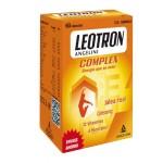LEOTRON 60 CÁPSULAS CON JALEA REAL GINSENG VITAMINAS