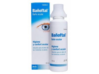 Bañoftal Solución Ocular 200ml