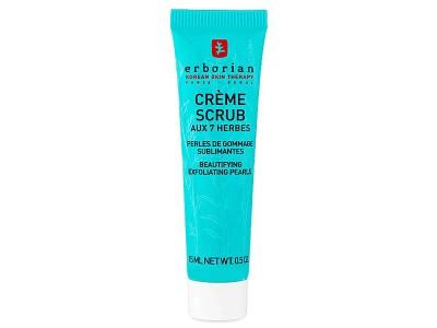 Erborian Crema Scrub 7 Hierbas Perlas Exfoliantes 50ml