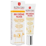 ERBORIAN BB CREAM NUDE EFECTO TRANSPARENTE 5 EN 1 15 ML