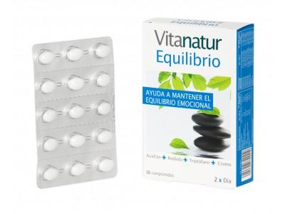 Vitanatur Equilibrio Emocional 30 Comprimidos