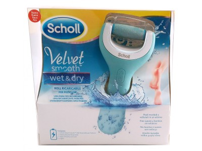 Scholl Velvet Smooth Lima Wet Dry