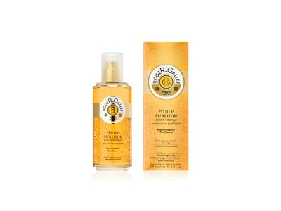 Roger Gallet Aceite Perfumado Sublime Bois D'Orange 100ml