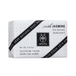 Apivita Mini Jabón Natural Jasmin 30g