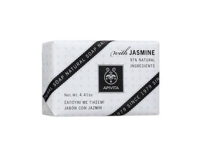 Apivita Mini Jabón Natural Jasmin 30g