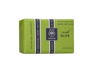 Apivita Mini Jabon Natural Olive 30g