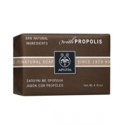 Apivita Mini Jabon Natural Propolis 30g