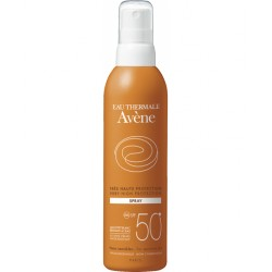 Avene Solar Spray SPF50+ 200ml