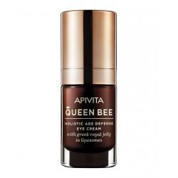 Apivita Queen Bee Crema Contorno de Ojos Antienvejecimiento Holísitca 15ml