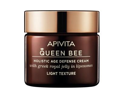 Apivita Queen Bee Crema Antienvejecimiento Holísitca Textura Ligera 50ml