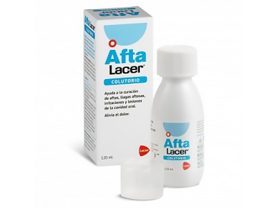 Afta Lacer Colutorio 120ml
