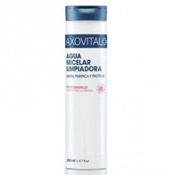 Axovital Agua Micelar Limpiadora 200ml