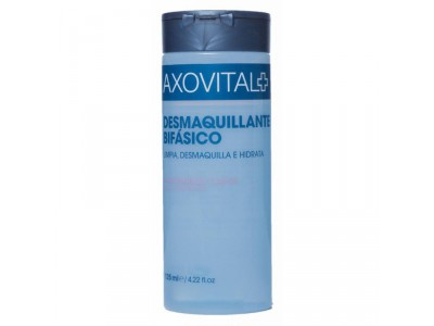 Axovital Desmaquillante Bifasico Ojos y Labios 125ml
