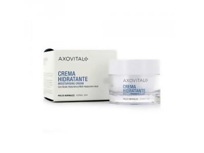 Axovital Crema Hidratante Piel Normal-Mixta 50ml