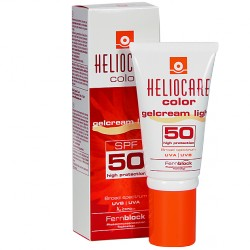 Heliocare Gelcream Light Color SPF50 50ml