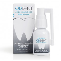 Oddent Ácido Hialurónico Spray Gingival 20ml