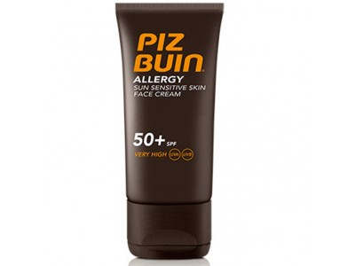 Piz Buin Allergy Crema Facial SPF50 + 50ml