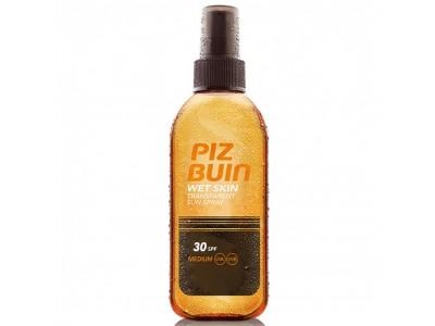 Piz Buin Spray Solar Transparente SPF30+150ml