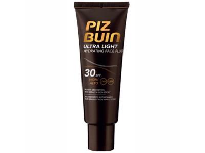 Piz Buin Ultra Light SPF30 + Fluído Facial 50ml