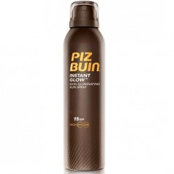 Piz Buin Spray Solar Iluminador SPF15 + 150ml