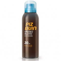 Piz Buin Mousse Solar Refrescante SPF30+ Spray 150ml