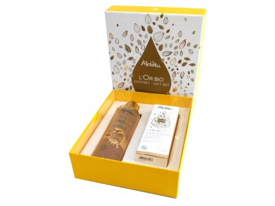 Melvita Cofre L' Or Bio Aceite 50ml + Gel Ducha 250ml