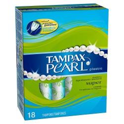 Tampax Pearl Super 18 uds.