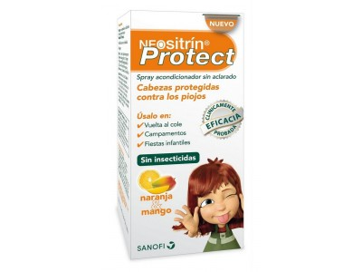 Neositrin Protect Spray Anti Piojos 250ml