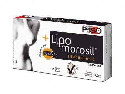 Lipomorosil Abdominal Control de Peso 30 Cápsulas