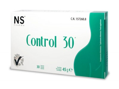 Control 30 Bienestar y Salud 30 Cápsulas