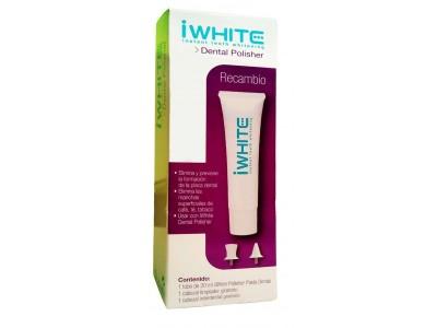iWhite Dental Polisher Recambio Pasta + Cabezales