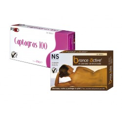 Nc Pack Bronce Active + Captagras 100