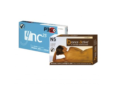 Nc Pack Bronce Active + Ync25