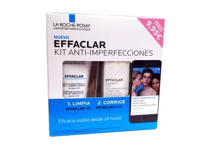 La Roche-Posay Effaclar Kit Anti-Imperfecciones