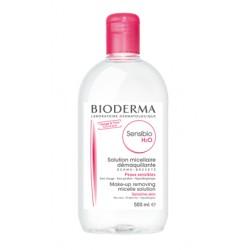 Bioderma Sensibio H2O Solución Micelar Piel Sensible 500ml