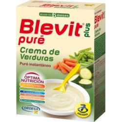 Blevit Plus Puré Crema de Verduras 280g