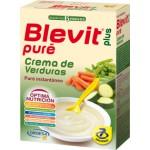 Blevit Plus puré crema de verduras 280 gramos