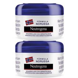 Neutrogena Confort Balm Hidratante 300 + 300ml